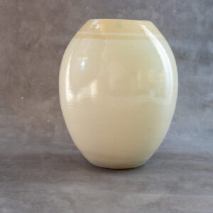 אגרטל ביצה לבן